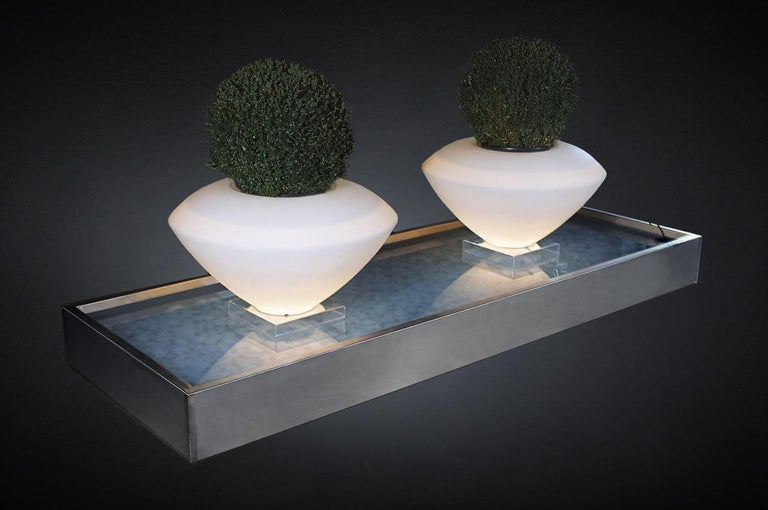 Italian Trotty Lamp, LDPE, Fluorescent Kit, Indoor/Outdoor, Italy For Sale