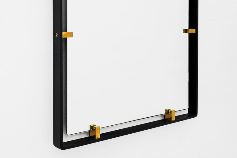 American Trousdale Rectangular Mirror For Sale