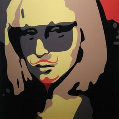 La Dada Gaga (Marcel Duchamp's L.H.O.O.Q. + Lady Gaga)
