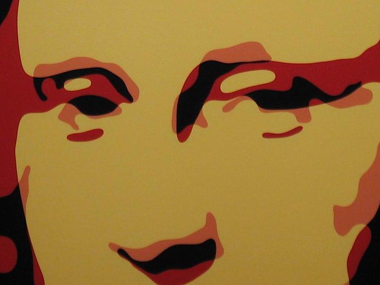 Made in Heaven (US Dollar Bill + Mona Lisa) - Print by Troy Gua