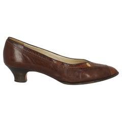 Trussardi Women  Brown Leather IT 38
