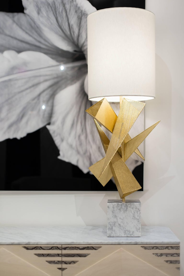 Contemporary Trystan Table Lamp Showroom Sample For Sale