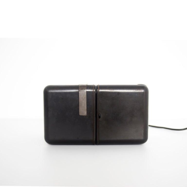 Italian TS 505 Cube Radio by Marco Zanuso & Richard Sapper for Brionvega, 1976 For Sale