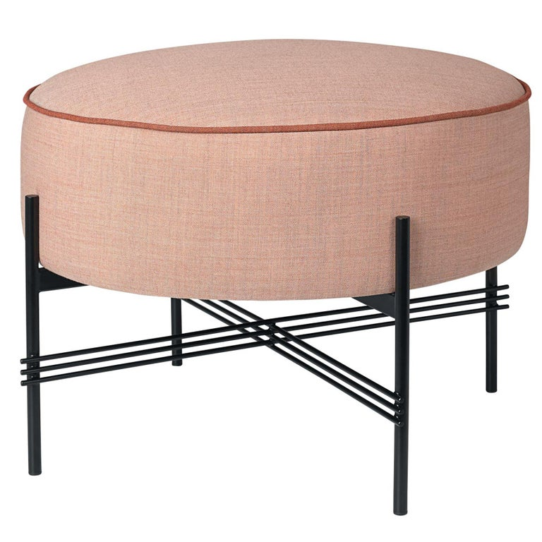 Ts Pouffe, Round, Small For Sale