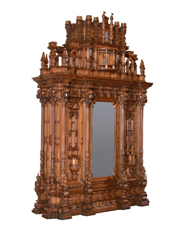 Other Tsar Nicholas II's Winter Palace Armoire For Sale