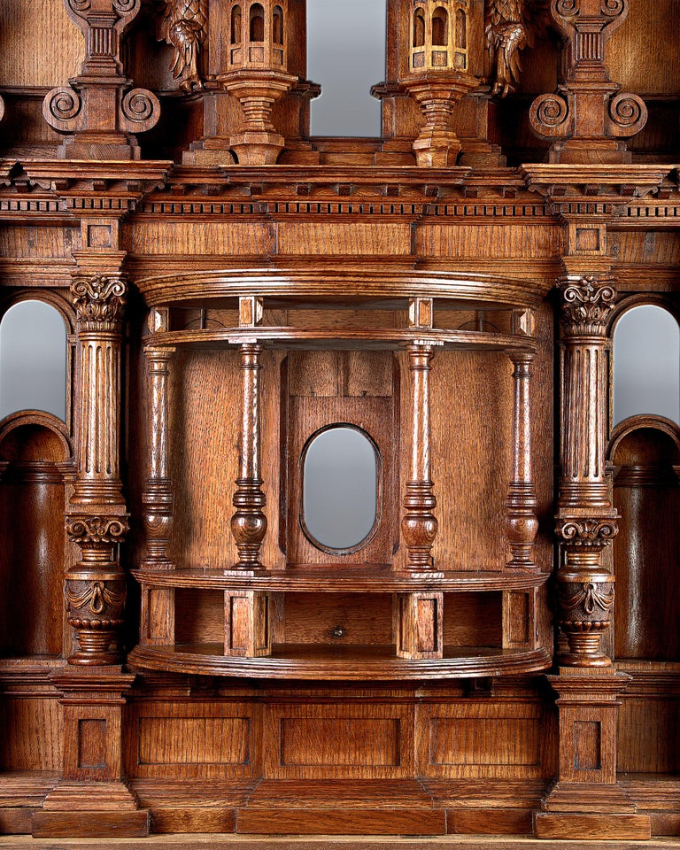 19th Century Tsar Nicholas II's Winter Palace Armoire For Sale