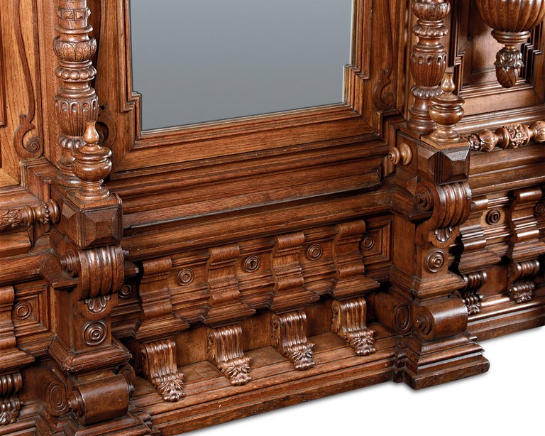 Wood Tsar Nicholas II's Winter Palace Armoire For Sale