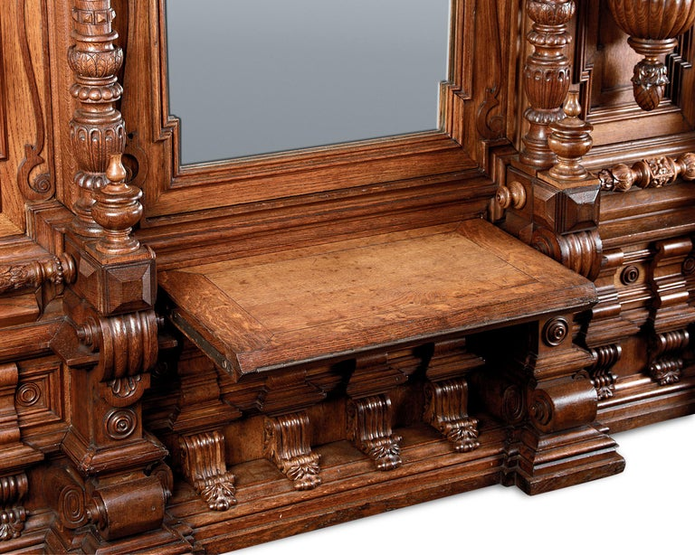 Tsar Nicholas II's Winter Palace Armoire For Sale 1