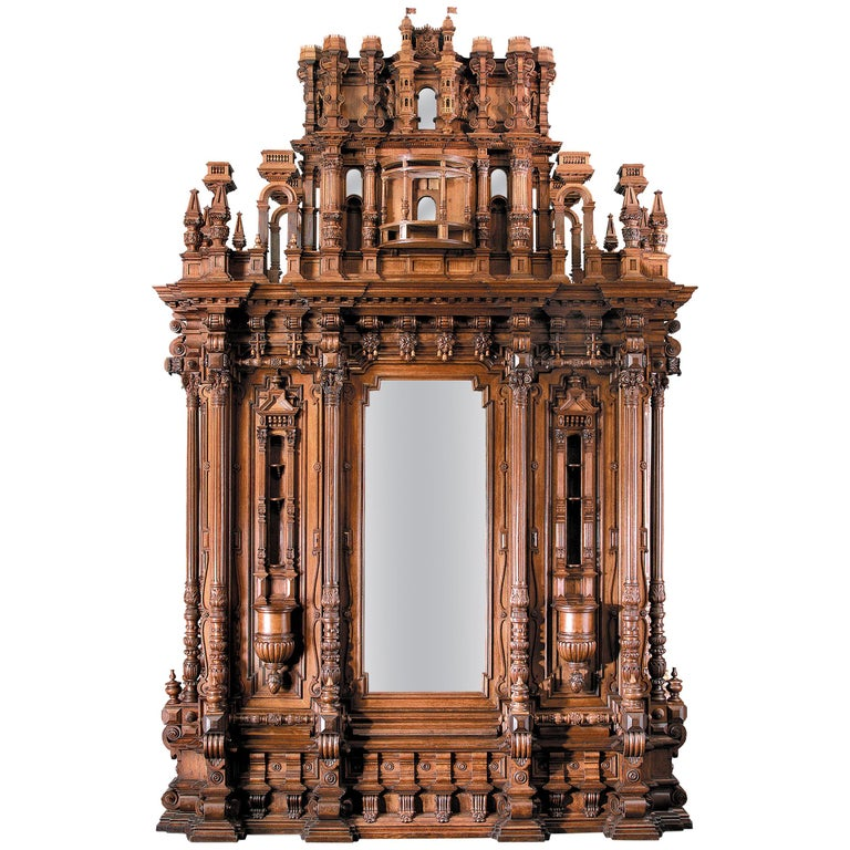 Tsar Nicholas II's Winter Palace Armoire For Sale