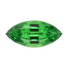 Tsavorite Ring Gem 2.80 Carat Marquise Loose Gemstone