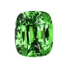 Tsavorite Ring Gem 7.08 Carat Loose Unset Gemstone
