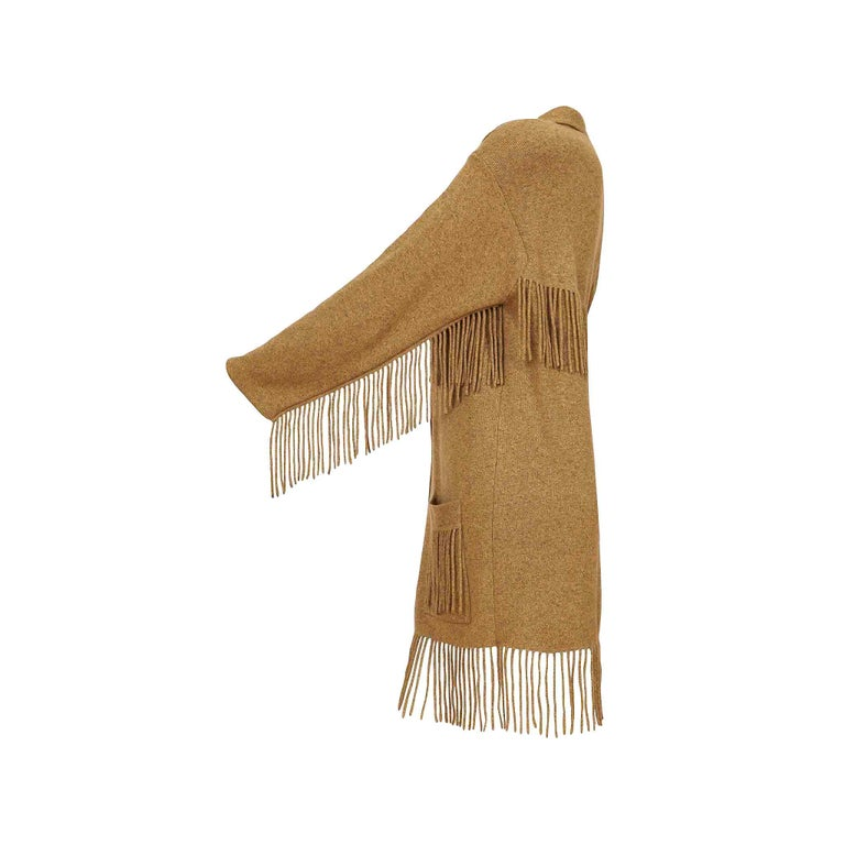 """Product Details: TSE Cashmere Cardigan - Front & Back Tassel Detailing - x 2 Front Pockets Label: TSE - Cashmere Fabric Content: Pure Cashmere Size: M - Fits UK 10 to 14 Bust: 40"""" Waist: 41"""" Hips: 42"""" Side Seam Length: 19.5"""" Condition: Good"""
