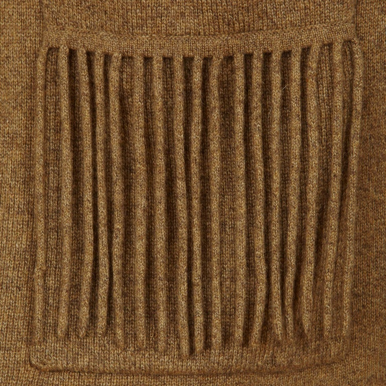 Women's TSE Cashmere Tassel Detail Pocket Coatigan Cardigan For Sale