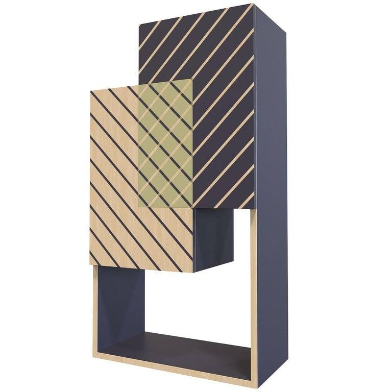 Tsukimi Bar Cabinet For Sale