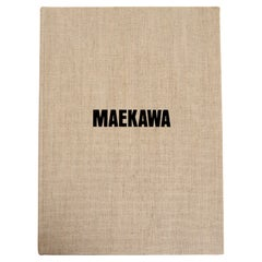 Tsuyoshi Maekawa by Koichi Kawasaki, 1st Ed