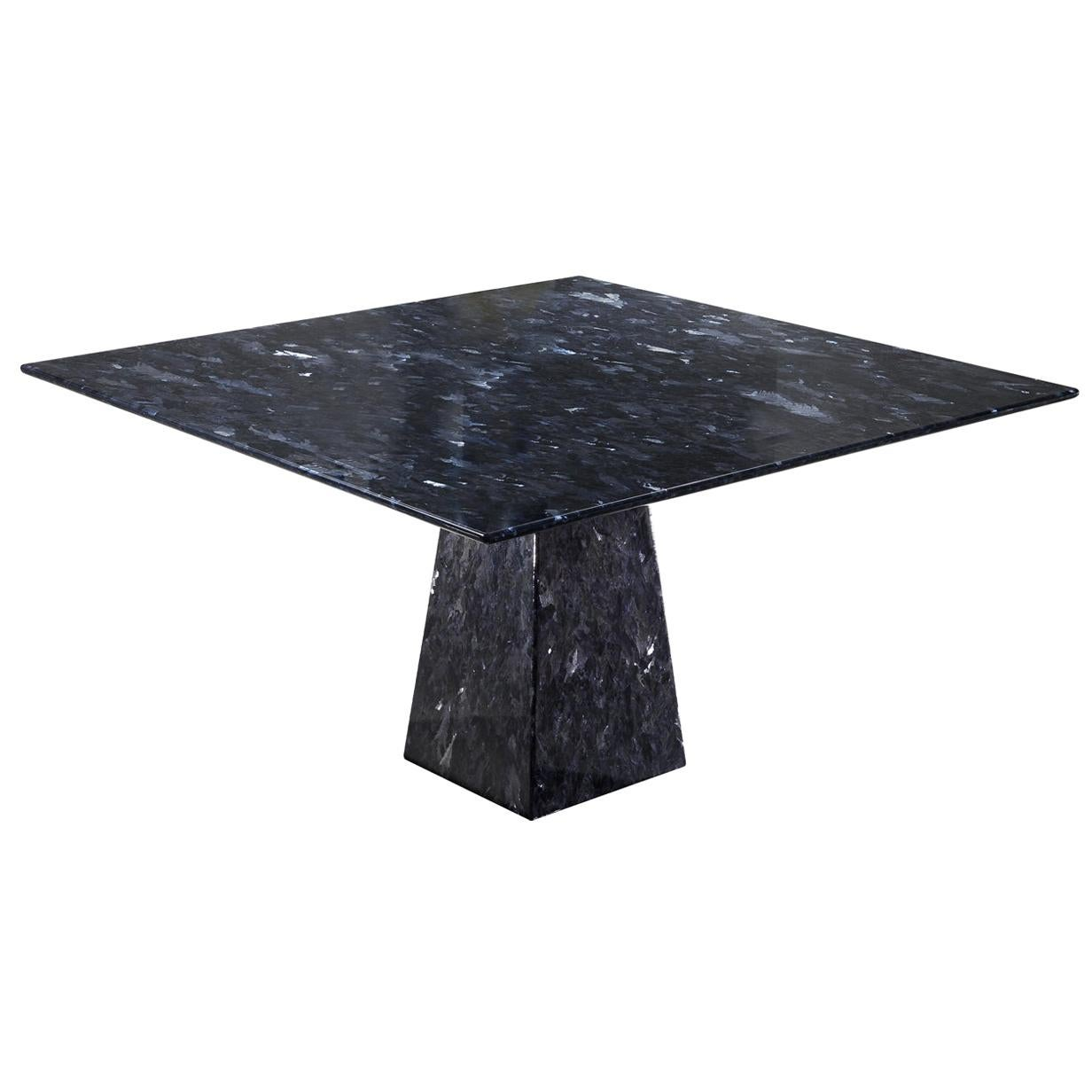 Tuareg Square Dining Table