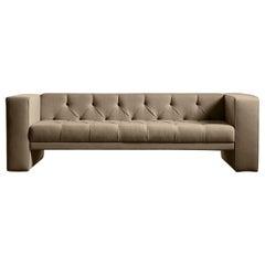 Tubby Beige Sofa