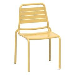 Tube Chair, Ochre