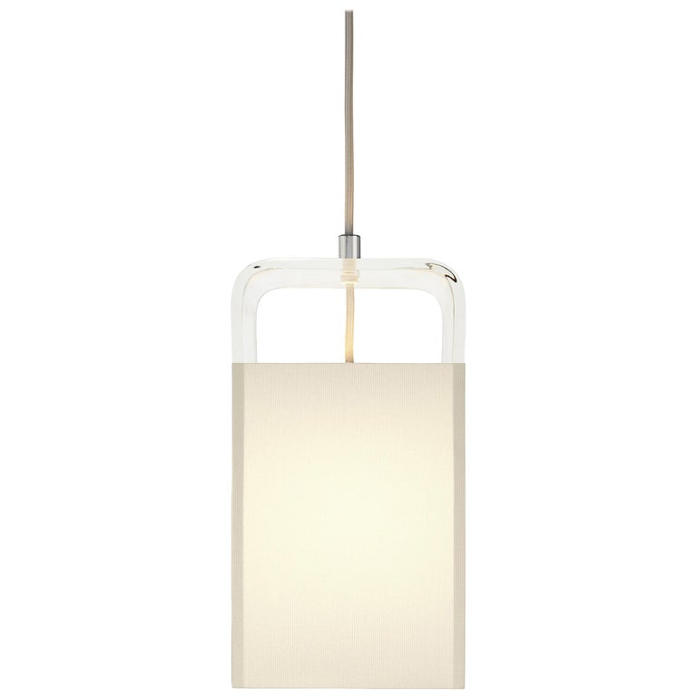 Tubetop Pendant Light by Pablo Designs For Sale