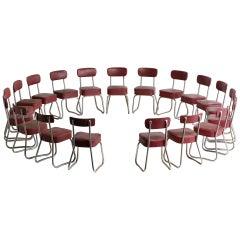 Tubular Metal Chair