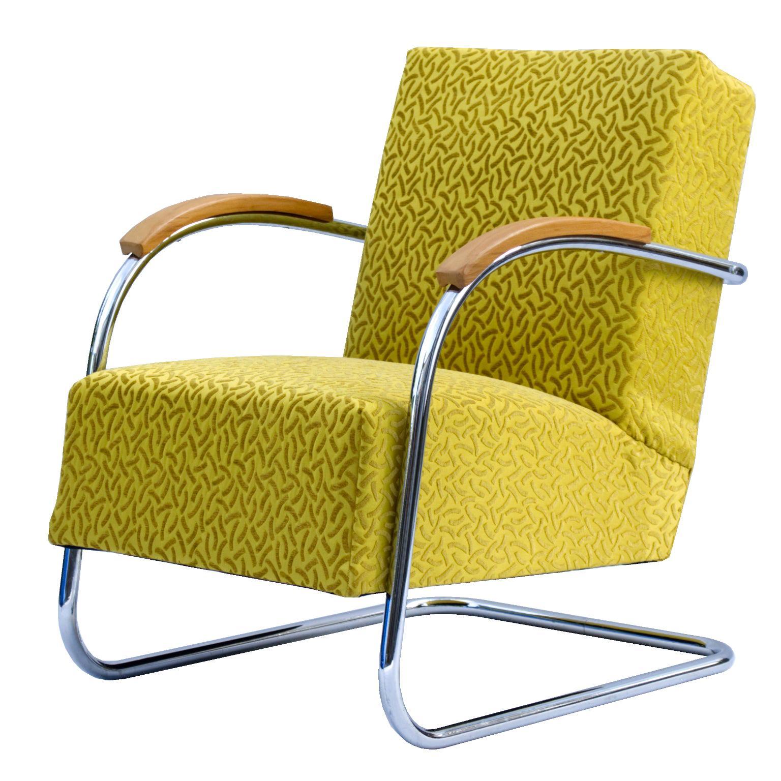 Tubular Metal Chairs   244 For Sale On 1stdibs