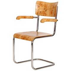 Tubular Steel Chair from the 1930