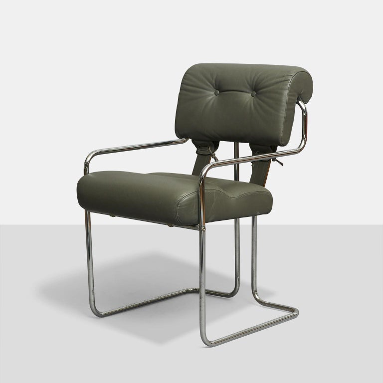 Modern Tucroma Dining Chairs by Guido Faleschini For Sale