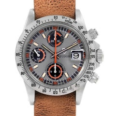Tudor Big Block Exotic Monte Carlo Vintage Men's Watch 94300
