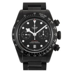 Tudor Black Bay Chrono Dark Watch 79360DK