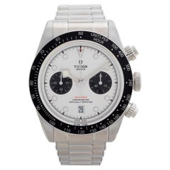Tudor Black Bay Chrono, Ref 79360, Unworn, Box & Papers, Waiting List Watch