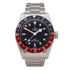 Tudor Black Bay GMT Stainless Steel 79830RB Wristwatch