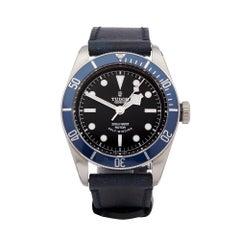 Tudor Black Bay Stainless Steel 79220B Wristwatch