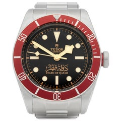 Tudor Black Bay State of Qatar Stainless Steel 79230R