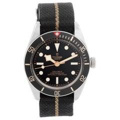 Tudor by Rolex Heritage Black Bay Men's Stainless Steel Watch 79030N