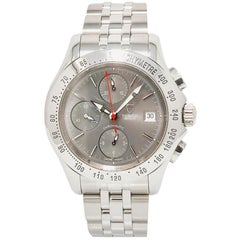 Tudor Chronoautic 79380, Grey Dial, Certified and Warranty