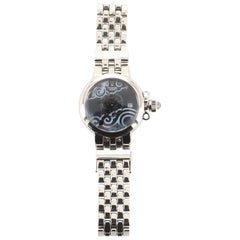 Tudor Claire de Rose Automatic Watch Stainless Steel with Mother of Pearl 26