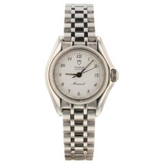 Tudor Classic 15830, White Dial, Certified and Warranty