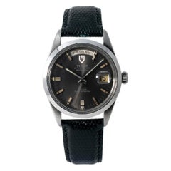 Tudor Date-Day 7017/0, White Dial, Certified and Warranty