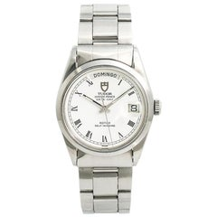 Tudor Date-Day 94500, White Dial, Certified and Warranty