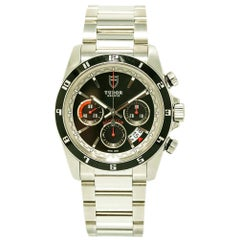 Tudor Grantour 20530N, Silver Dial, Certified and Warranty