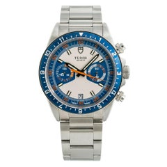 Tudor Heritage 70330, White Dial, Certified and Warranty