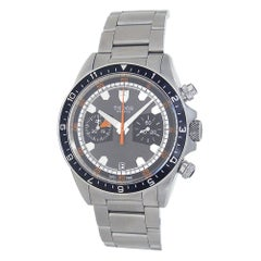 Tudor Heritage 70330N, Grey Dial, Certified and Warranty