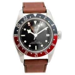 Tudor Heritage 79830, Black Dial, Certified and Warranty