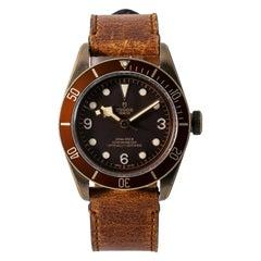 Tudor Heritage Black Bay Black 79250BM, Case, Certified and Warranty