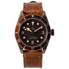 Tudor Heritage Black Bay Black 79250BM, Certified and Warranty