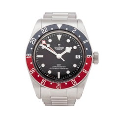Tudor Heritage Black Bay JDM Stainless Steel 79830RB