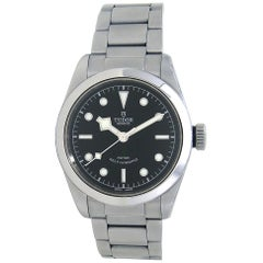 Tudor Heritage M79540-0006, Black Dial, Certified and Warranty