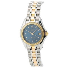 Tudor Monarch 15833, Gold Dial, Certified and Warranty