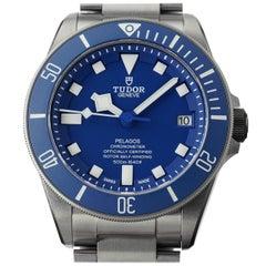 Tudor Pelagos 25600TB, Black Dial, Certified and Warranty