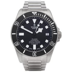 Tudor Pelagos 25600TN Men's Titanium Watch
